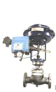 Válvula de controle esfera