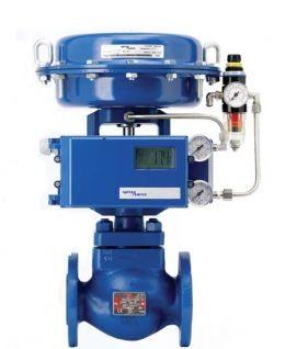 Calibração de válvulas de controle