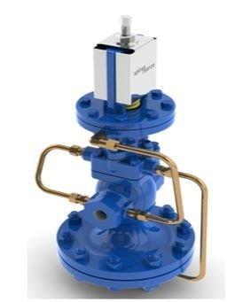 Fabricante de válvula redutora de pressão