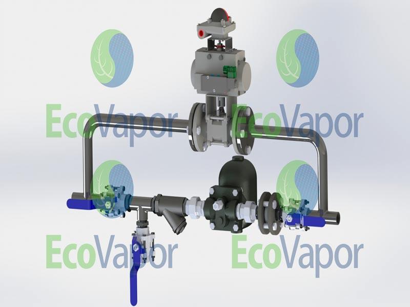 Purgadores de boia para vapor