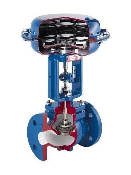 Válvula de controle de pressão