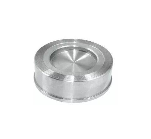 Válvula de retenção em aço inox
